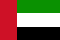 United Arab Emirates Flag